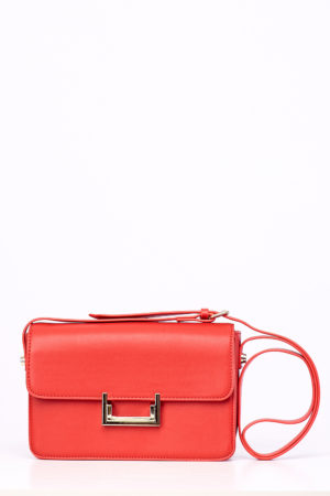 KISS HOOK BAG – RED