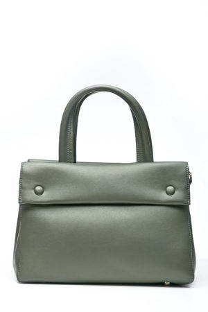 ENVELOPE BOX BAG - KHAKI