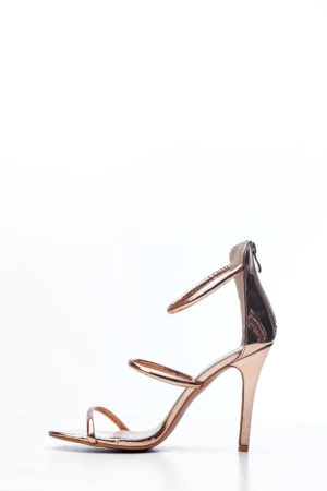 MULTISTRAP SANDALS - CHAMPAGNE