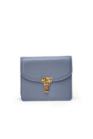 METAL HOOKLOCK MINI BAG - GREY