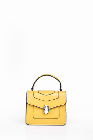 MINI PANEL BALL HEAD BAG - MUSTARD