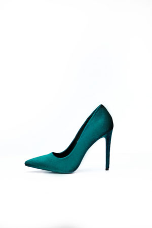 WAGCHIC MATCHING SOLE SHOE - GREEN