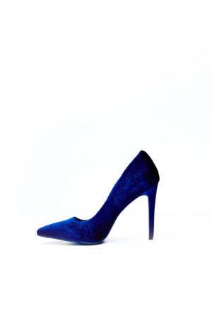 WAGCHIC MATCHING SOLE SHOE - NAVY