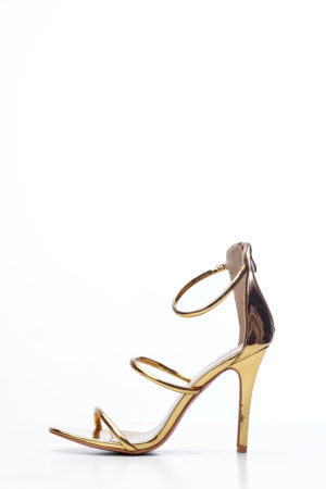 MULTISTRAP SANDALS - GOLD