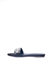 WAGCHIC DEBBY SLIPPERS - BLACK