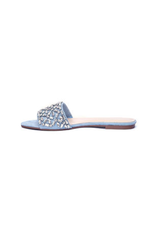 WAGCHIC GRACY SLIPPERS - BLUE