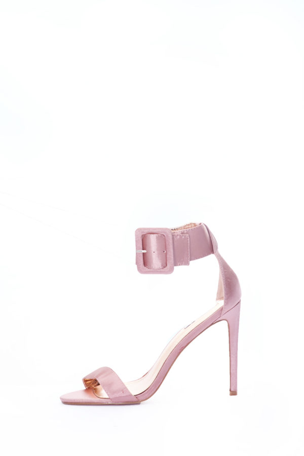 (2 FOR 17K) BIG BAND STRAPPY SANDALS -PINK