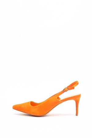 (30% OFF) SABEL SLING BACK SHOE - ORANGE