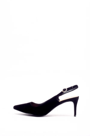 (30% OFF) SABEL SLING BACK SHOE - BLACK