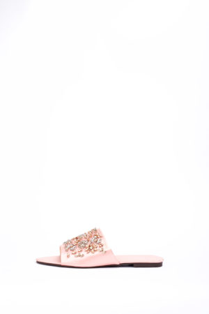 WAGCHIC HIGH BAND SLIPPERS - PINK